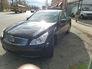Image of Used 2009 Infiniti G