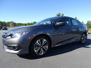 Image of New 2016 Honda Civic EXL