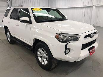 2017 Toyota 4Runner SR5 en venta en Edinburg, TX Image