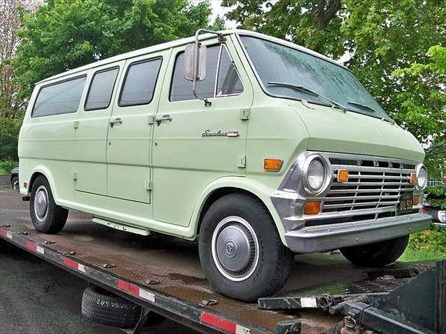1969 Ford Econoline