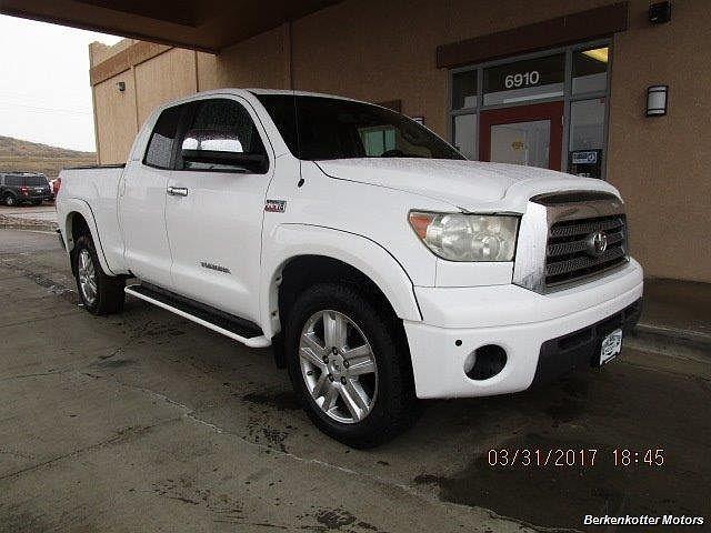 2007 Toyota Tundra Limited Edition
