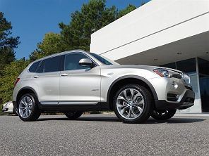 Image of New 2017 BMW X3 xDrive28i