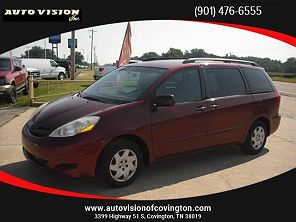 Image of Used 2007 Toyota Sienna CE