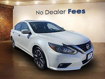2018 Nissan Altima SL en venta en Woodside, NY Image