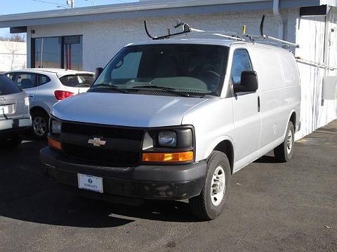 Image of Used 2010 Chevrolet Express 2500