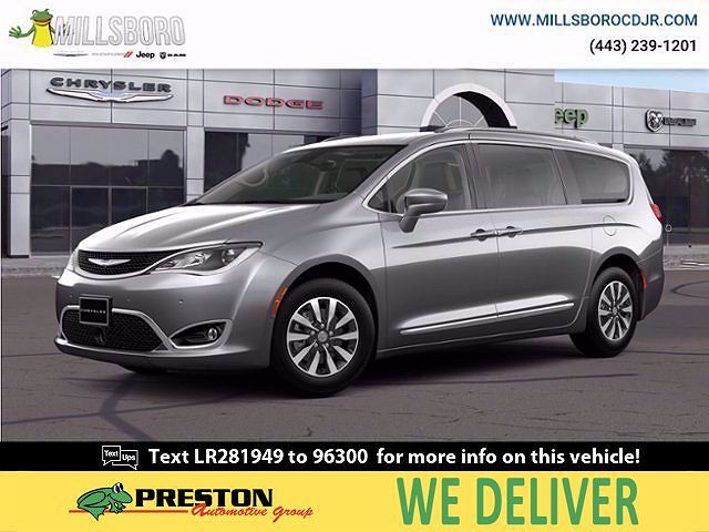 2020 Chrysler Pacifica Touring-L Plus