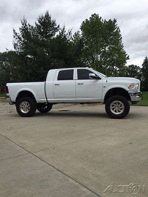 Image of Used 2011 Ram 2500 Laramie
