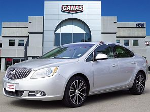 Image of Certified 2017 Buick Verano Sport Touring