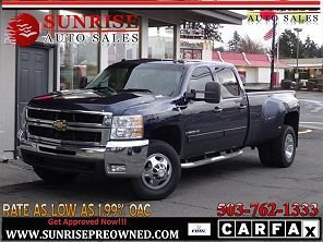 Image of Used 2008 Chevrolet Silverado 3500HD LTZ