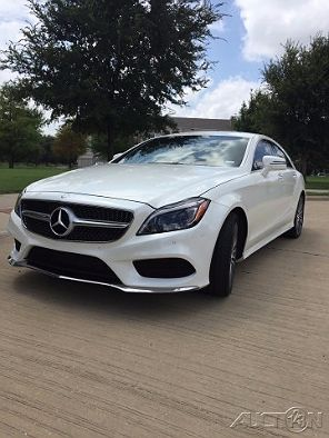 Image of Used 2015 Mercedes-Benz CLS-class 550