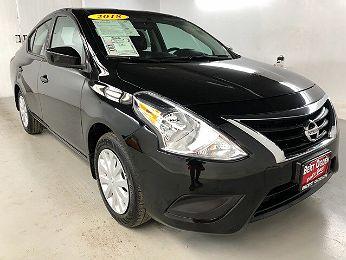 2018 Nissan Versa S Plus en venta en Edinburg, TX Image