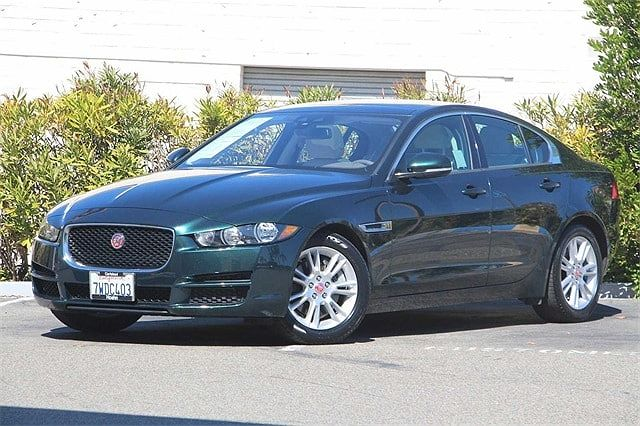 2017 Jaguar XE Premium 25t