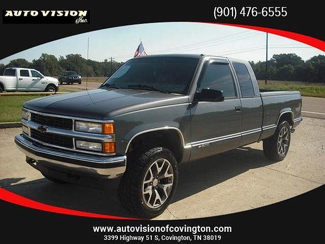 1999 Chevrolet C/K 1500 LS