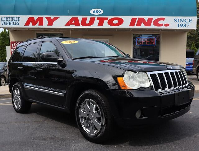 2009 Jeep Grand Cherokee Limited Edition