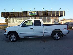 Image of Used 2001 GMC Sierra 1500 SLE
