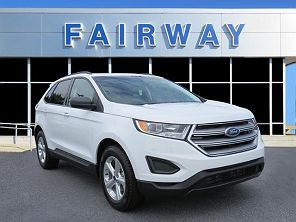 Image of New 2018 Ford Edge SE