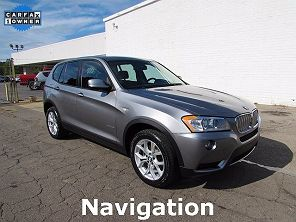 Image of Used 2013 BMW X3 xDrive35i