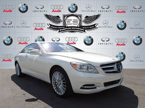 Image of Used 2013 Mercedes-Benz CL-class CL 550