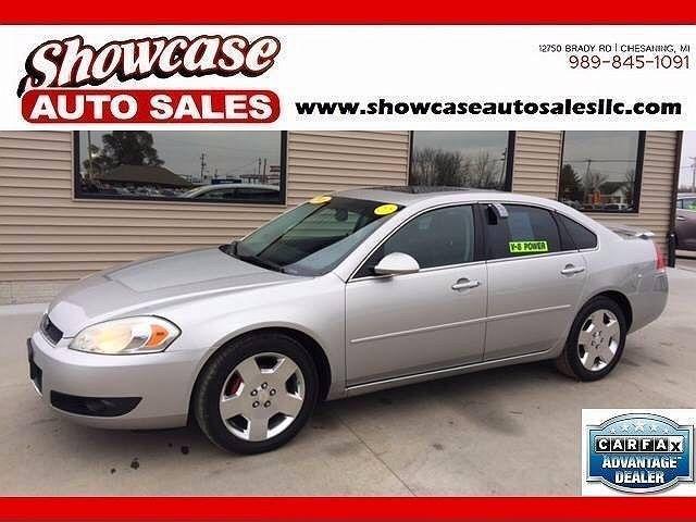 2006 Chevrolet Impala SS