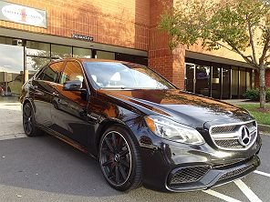 Image of Used 2014 Mercedes-Benz E63 AMG 4MATIC AMG E 63