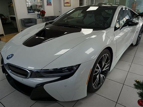 Image of Used 2015 BMW i8