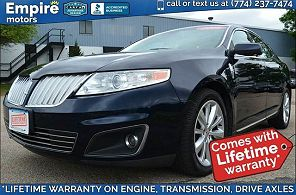 Image of Used 2009 Lincoln MKS