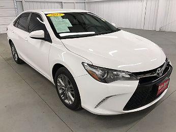 2017 Toyota Camry SE en venta en Edinburg, TX Image