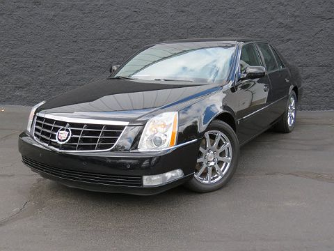 Image of Used 2007 Cadillac DTS Performance