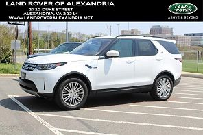 Image of New 2017 Land Rover Discovery HSE