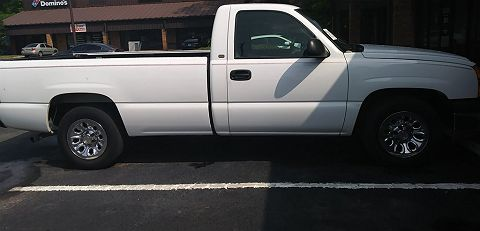 Image of Used 2005 Chevrolet Silverado 1500
