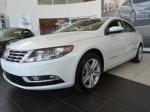 Image of New 2016 Volkswagen CC Sport
