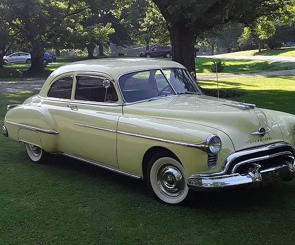 1950 Oldsmobile Eighty Eight Rocket