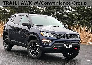 2021 JEEP COMPASS TRAILHAWK for sale in Sand Creek WI