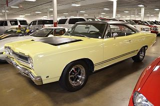 1968 Plymouth Belvedere GTX