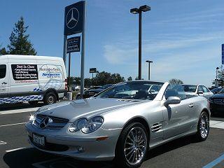 2003 Mercedes-Benz SL 500
