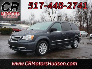 2014 CHRYSLER TOWN & COUNTRY TOURING for sale in Hudson MI