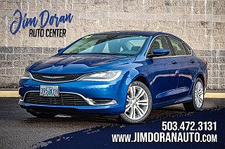 2016 CHRYSLER 200 LIMITED for sale in Mcminnville OR