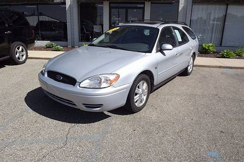 Image of Used 2005 Ford Taurus SEL
