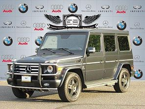 Image of Used 2011 Mercedes-Benz G55 AMG AMG G 55
