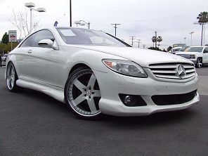Image of Used 2008 Mercedes-Benz CL-class CL 550