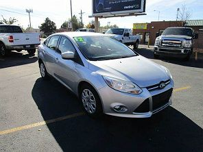 Image of Used 2012 Ford Focus SE