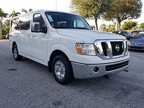Image of Used 2016 Nissan NV1500 / 2500 / 3500 3500HD
