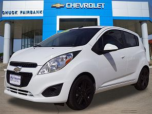 Image of Used 2014 Chevrolet Spark LT