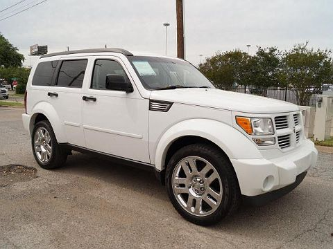 Image of Used 2011 Dodge Nitro Heat