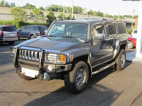 Image of Used 2008 Hummer H3 Base