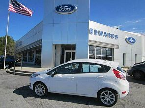 Image of Used 2015 Ford Fiesta SE