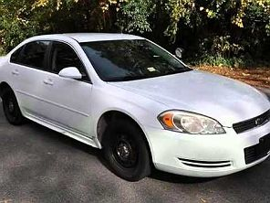 Image of Used 2010 Chevrolet Impala Police