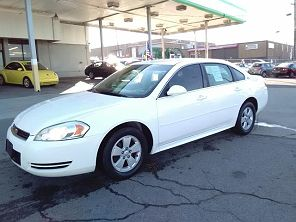 Image of Used 2009 Chevrolet Impala LT