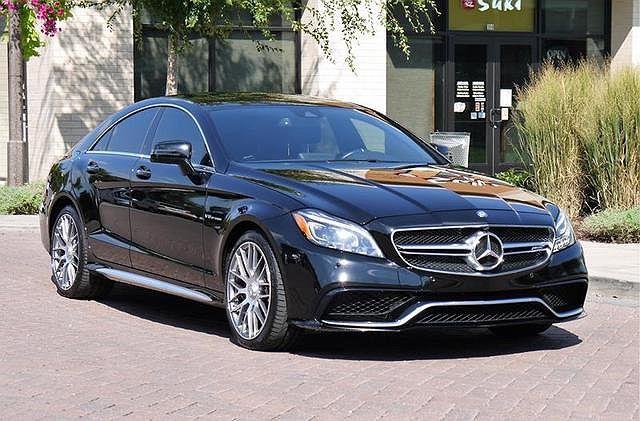 2016 Mercedes-Benz CLS 63 AMG S
