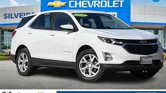 2021 Chevrolet Equinox LT LT1